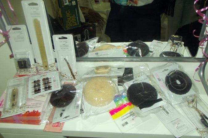 Oceane_femme_maquiagem_Pink_perfumaria_bonsucesso_rio de janeiro_Encontro_blogueiras_workshop_cabelo_acessorios
