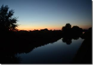 sunset coole pilate
