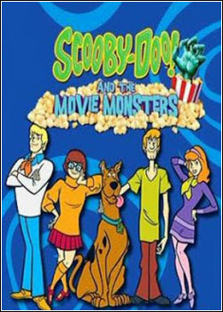 Filme Poster Scooby-Doo e os Monstros do Cinema DVDRip XviD Dual Audio & RMVB Dublado