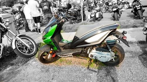 Motorcycle First Thursday - July 2015
