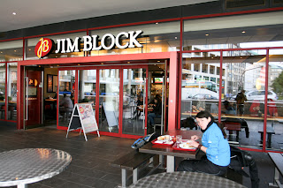 Jim Block hamburger