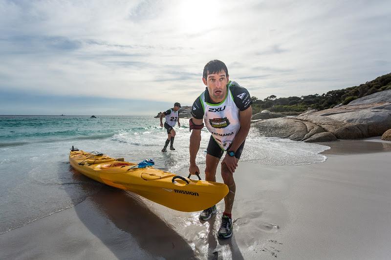 Марк Уэббер Тасмания Tasmania Challenge 30 ноября 2012