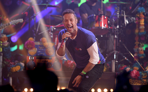 TFI Friday Coldplay