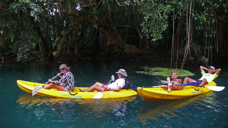 Felice und Gipsy 4 auf dem Fluss (8)