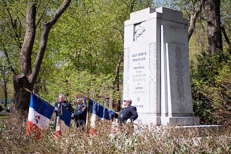 Commémoration du 8 Mai 2015