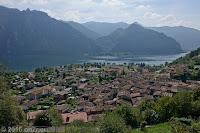 Anfo am Lago d'Idro. Von Ponte Caffaro am Lago d'Idro über den Passo del Maniva auf der SP345 bis Brozzo.