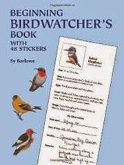 Beginning Birdwatcher's Book