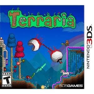 [GAMES] Terraria Nintendo 3DS / ニンテンドー 3DS (3DS/EUR/MULTI5)