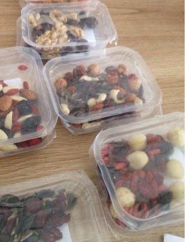Box Gula - Box d'en-cas sains et naturels