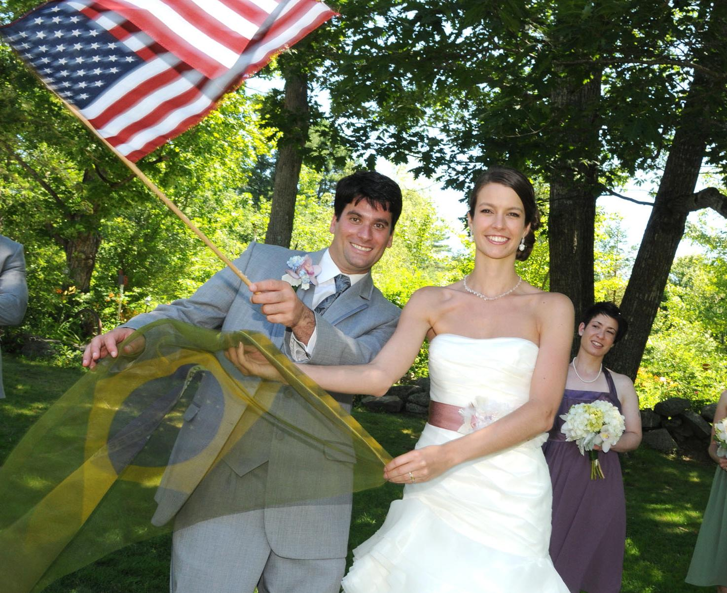 official Green Wedding
