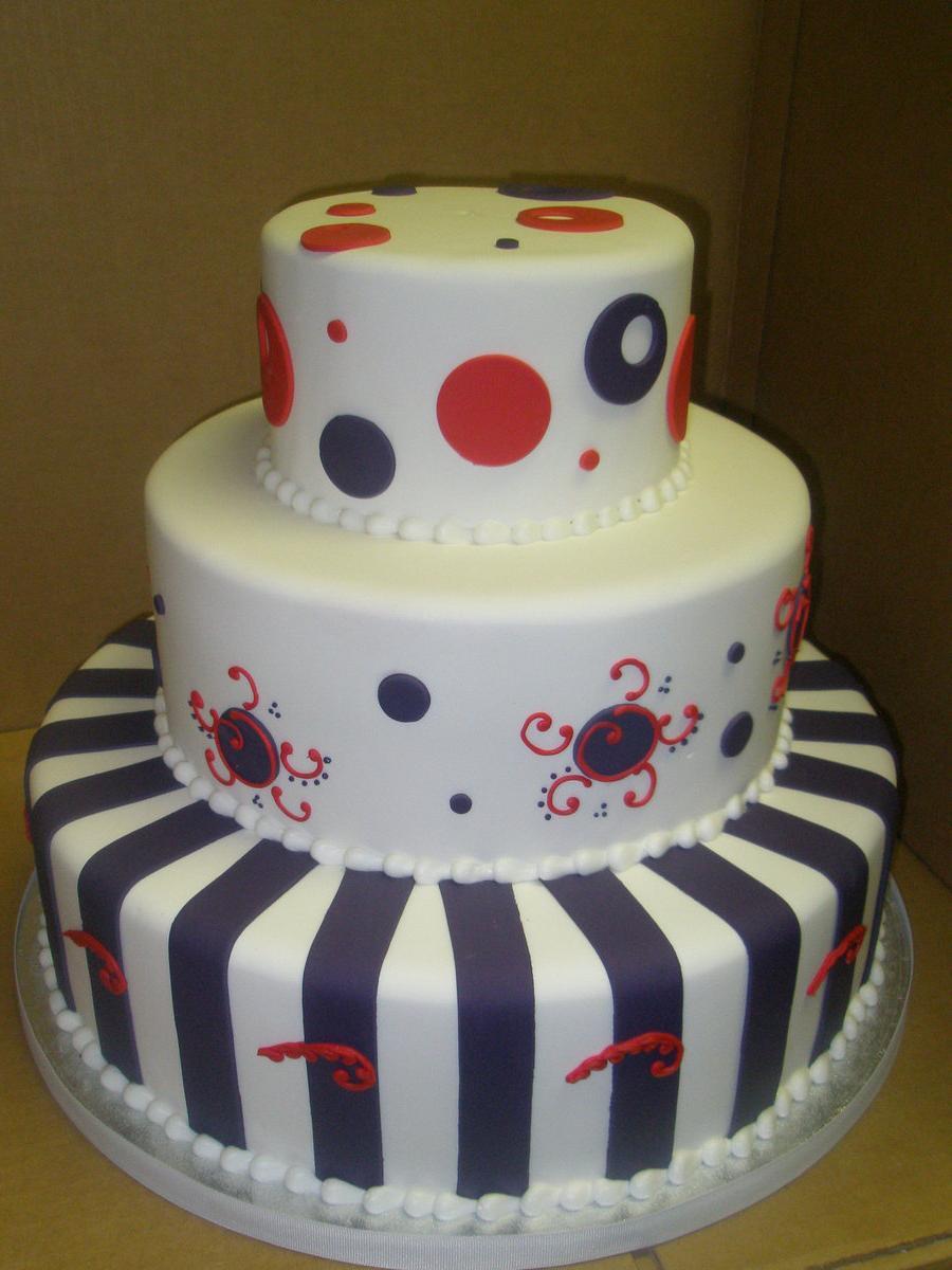 Wedding cake 83 by  ninny85310 on deviantART