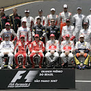 F1 drivers of 2007