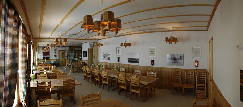 Rajamaa hotel, cocooning au confin de la Suède et la Laponie