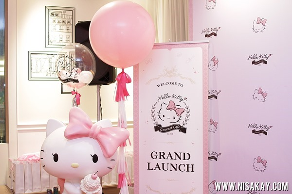 Blog Nisakay - Hello Kitty Gourmet Cafe (7)