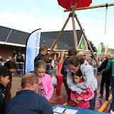 Parapluhangen 2015 Sportweek Nieuwe Pekela - Foto's Johan de Groot