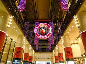 有楽町マリオンのクリスマスイルミネーション2013