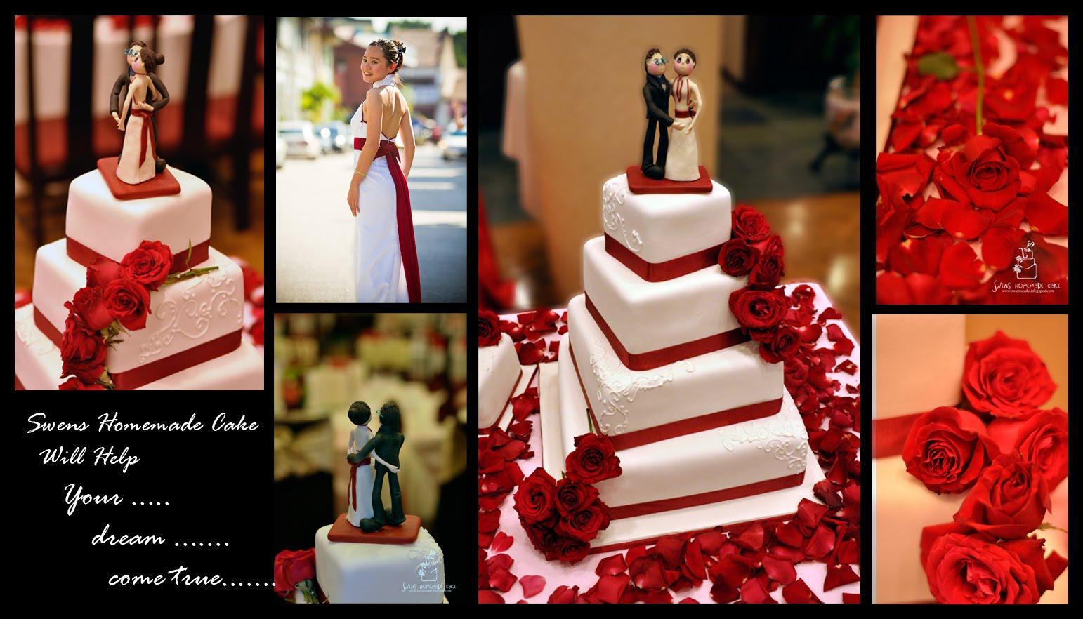Wedding Cake in EQ hotel