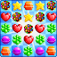 Game Lollipop Crush Match 3 1.1 APK for iPhone