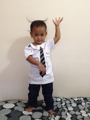 Tshirt Kapten AirAsia #AirAsiaMAKNA