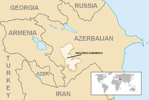 nagorno karabagh within azerbaijan