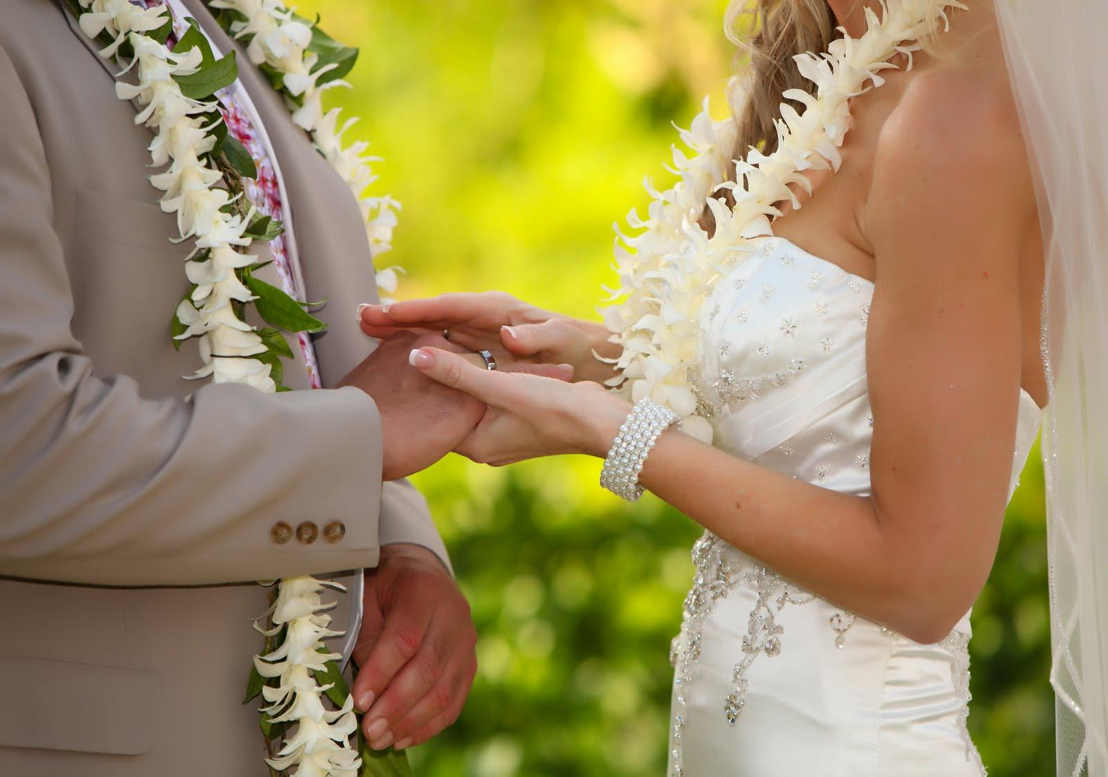 wedding in Maui because of
