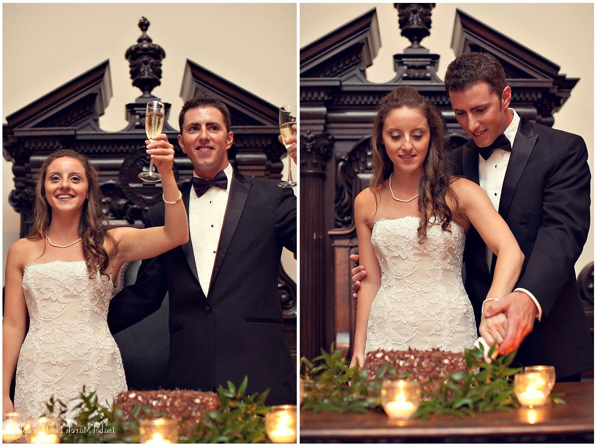 To see more of their wedding,