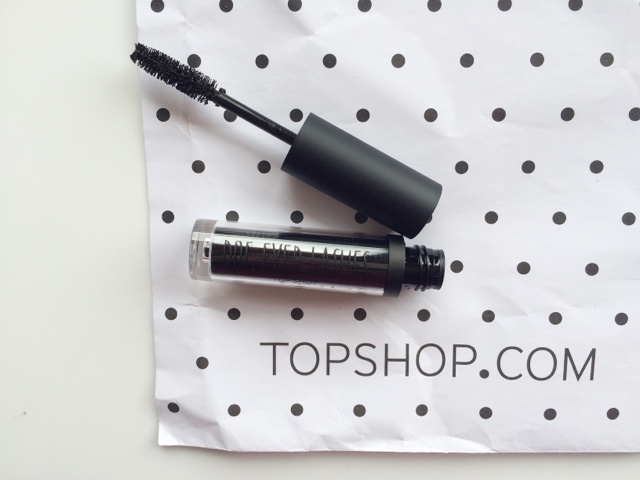 Topshop, Topshop makeup, Topshop makeup haul, Topshop Doe Eyes mascara