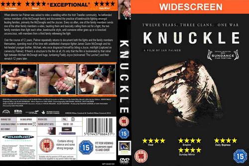 Go�e pi�ci / Knuckle (2011) PL.TVRip.XviD / Lektor PL