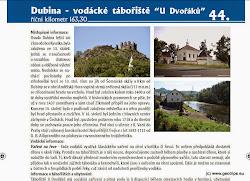 Osada Dubina ležící asi 2 km od obce Kyselka, byla založena ve 13. století. Jedná se v současnosti  o rozsáhlou chatovou oblast a oblíbené výletní místo. Nedaleko se nacházípozůstatky po středověké tvrzi ze 13. stol. Zajímavé jsou nedaleké skalky skřítků.