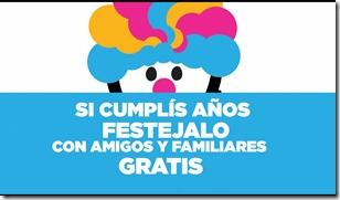 Hace que tu cumpleaños sea inolvidable con el Cumple Fiesta
