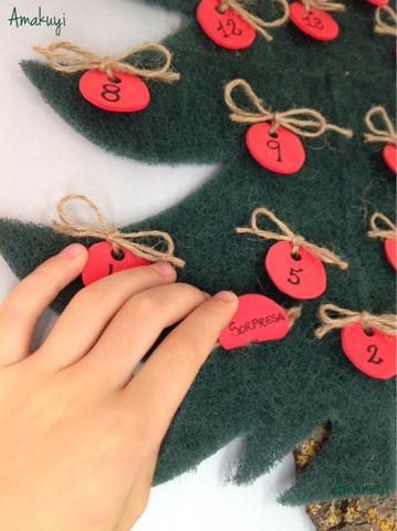Calendario-adviento-estropajo-Navidad-Low-Cost-niños