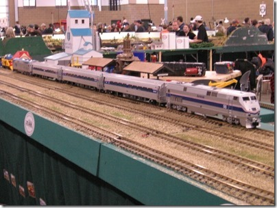 IMG_0796 Puget Sound Garden Railway Society G-Scale Layout at the WGH Show in Puyallup, Washington on November 21, 2009
