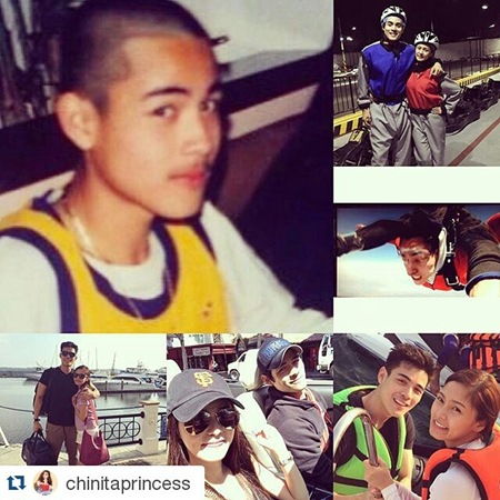 Kim Chiu greets Xian Lim on his birthday