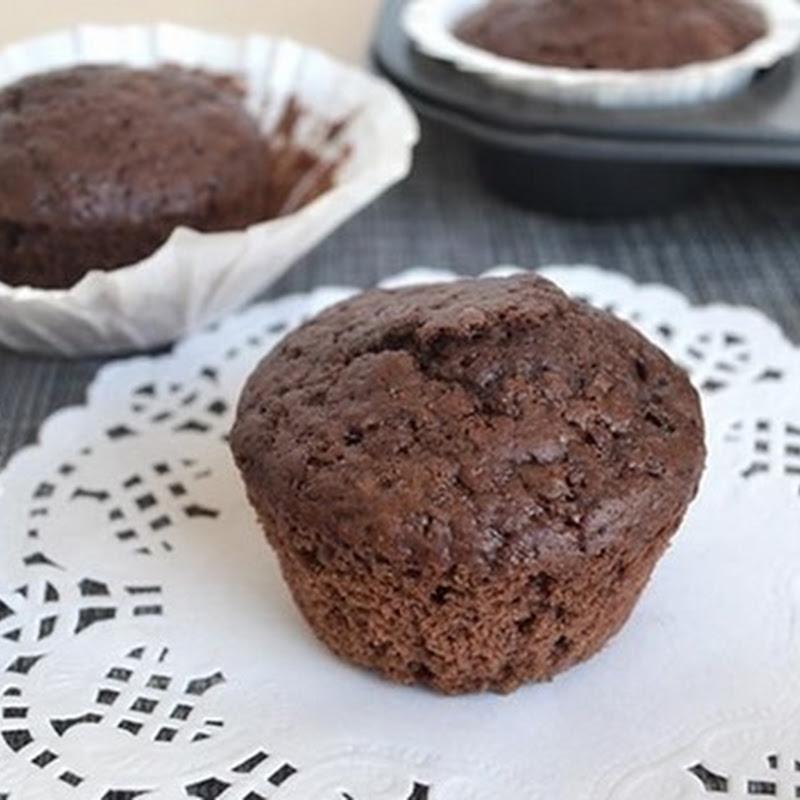 Muffins χωρίς αυγά
