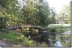 Footbridge over Blue Hole Spring-2