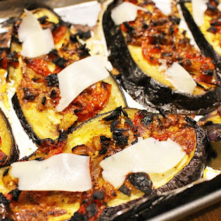 Eggplant Bruschetta Tomato Recipes