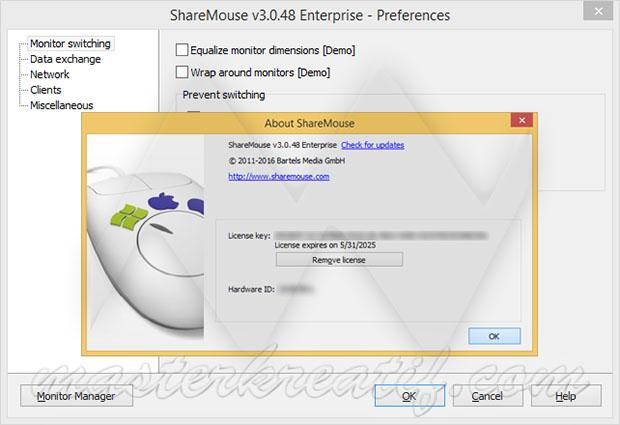 ShareMouse 3