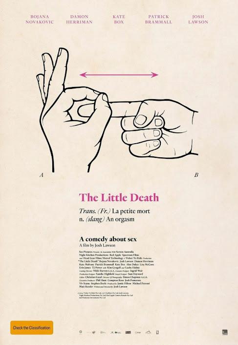 Μαζί Σου Κι Ας Πεθάνω (The Little Death) Poster
