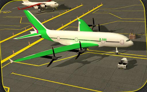 Transporter Plane 3D screenshot 9