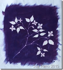 Sue Reno, Kousa Dogwood, Work In Progress, Image 13