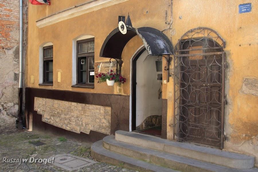 Bielsko-Biała - wizyta w Muzeum Literatury Reymonta
