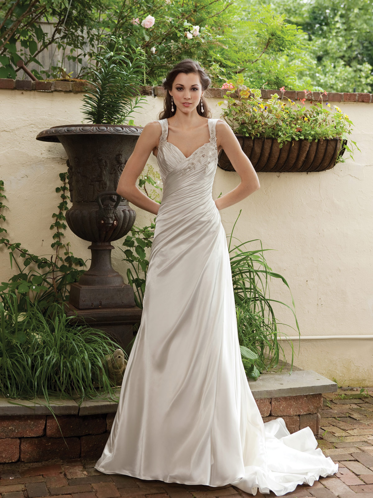 wedding dress mon cheri 950