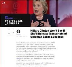 20160204_2334 Hillary Clinton Won't Say if She'll Release Transcripts (TheIntercept).jpg