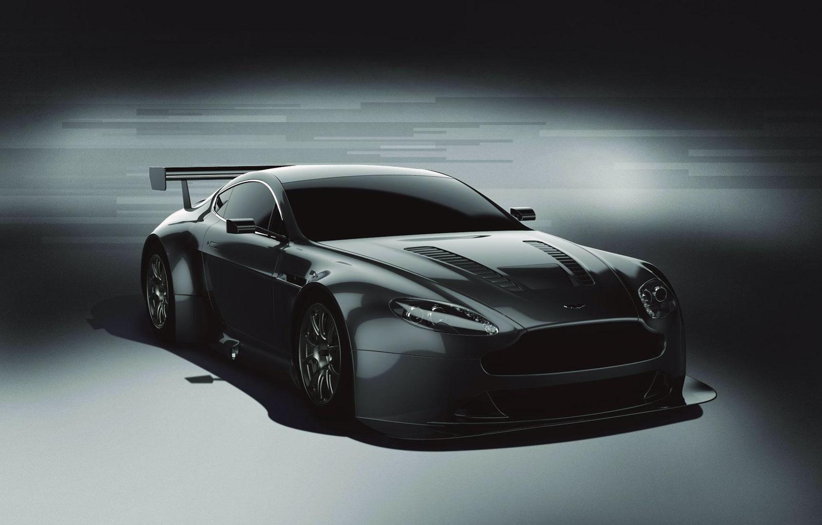 Aston Martin announced a new