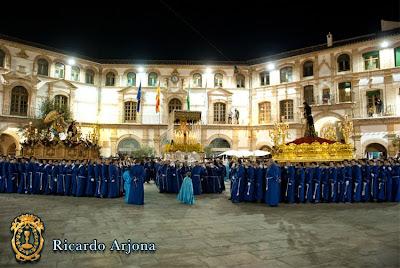 Miércoles Santo Plaza Ochavada - Ricardo Arjona