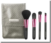 Japonesque essential mini brush set