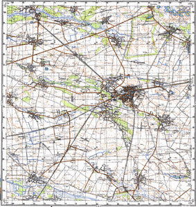 Map 100k--m36-030--(1986)