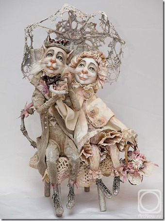 Muñecas de Nadezhda Sokolova Djembe  (15)