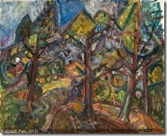 kremegne-pinchus-pinchas-1890-paysage-de-ceret-3846482