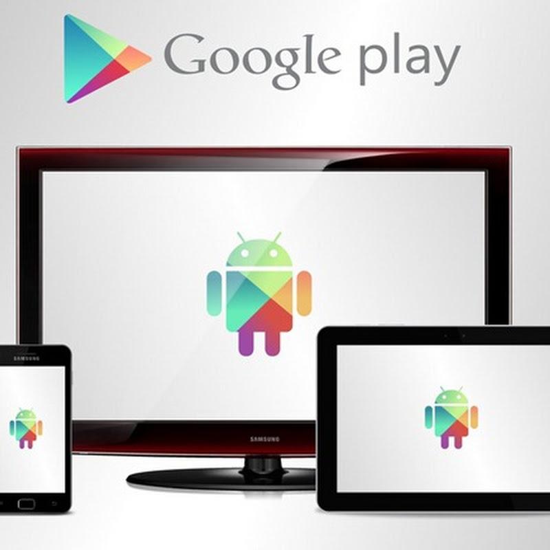 Google Play: Statistiche relative all'applicazione